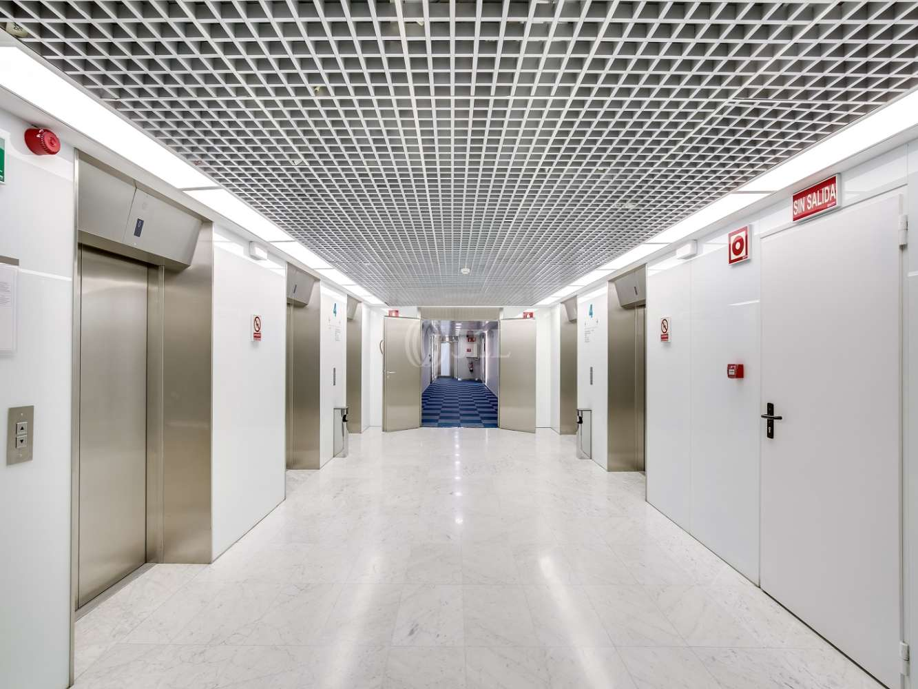 Oficina Madrid, 28020 - Iberia Mart I - Orense 34 Torre Norte