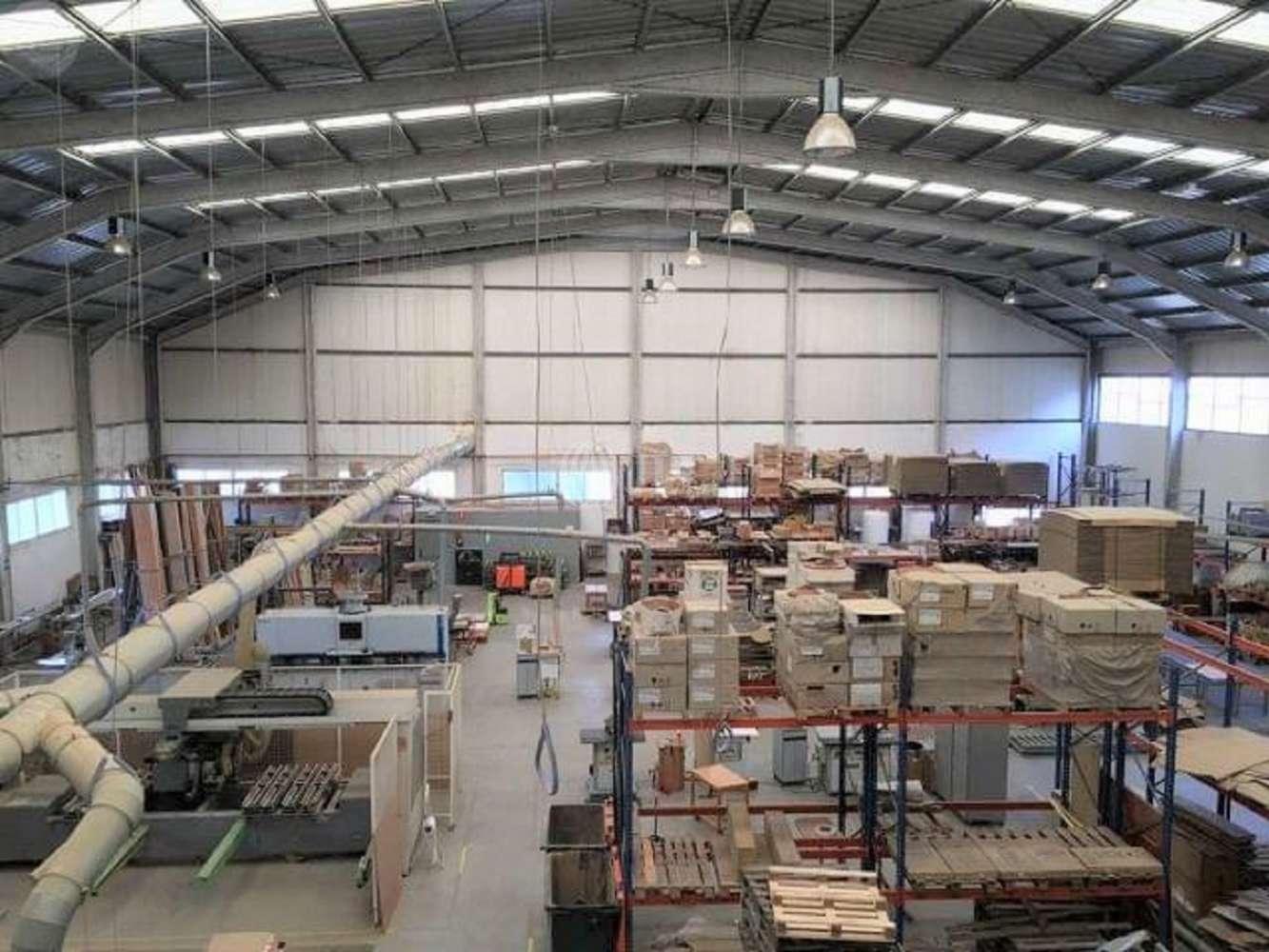 Naves industriales y logísticas Alcorcón, 28925 - M0386 NAVE INDUSTRIAL VENTORRO DEL CANO