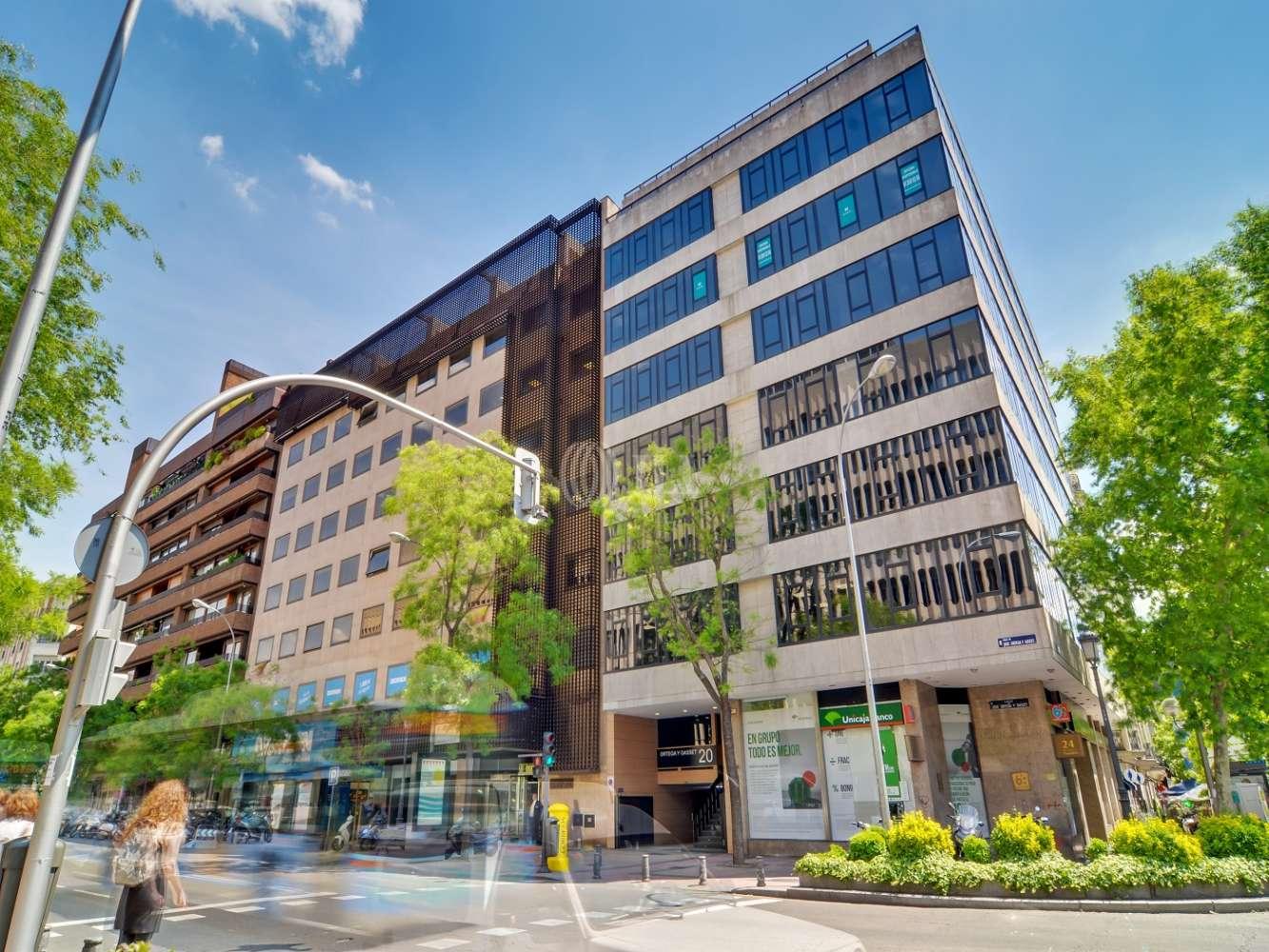 Oficina Madrid, 28006 - JOSE ORTEGA Y GASSET 20