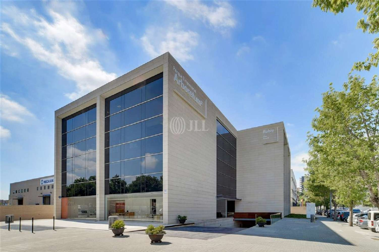 Oficina Cornellà de llobregat, 08940 - P.E. ARBORETUM - EDIFICIO ROBLE