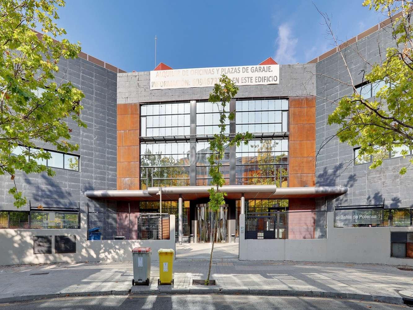 Oficina Madrid, 28042 - EDIFICIO CORONALES