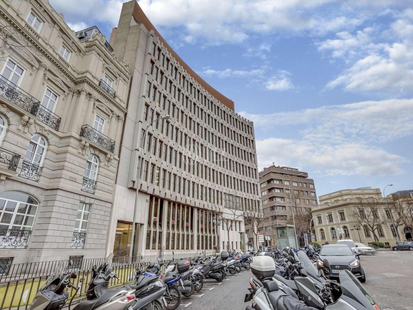 Oficina Madrid, 28006 - MARQUES DE SALAMANCA 3