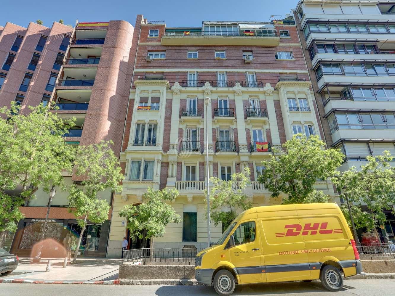 Oficina Madrid, 28006 - Coworking - José Ortega y Gasset 25