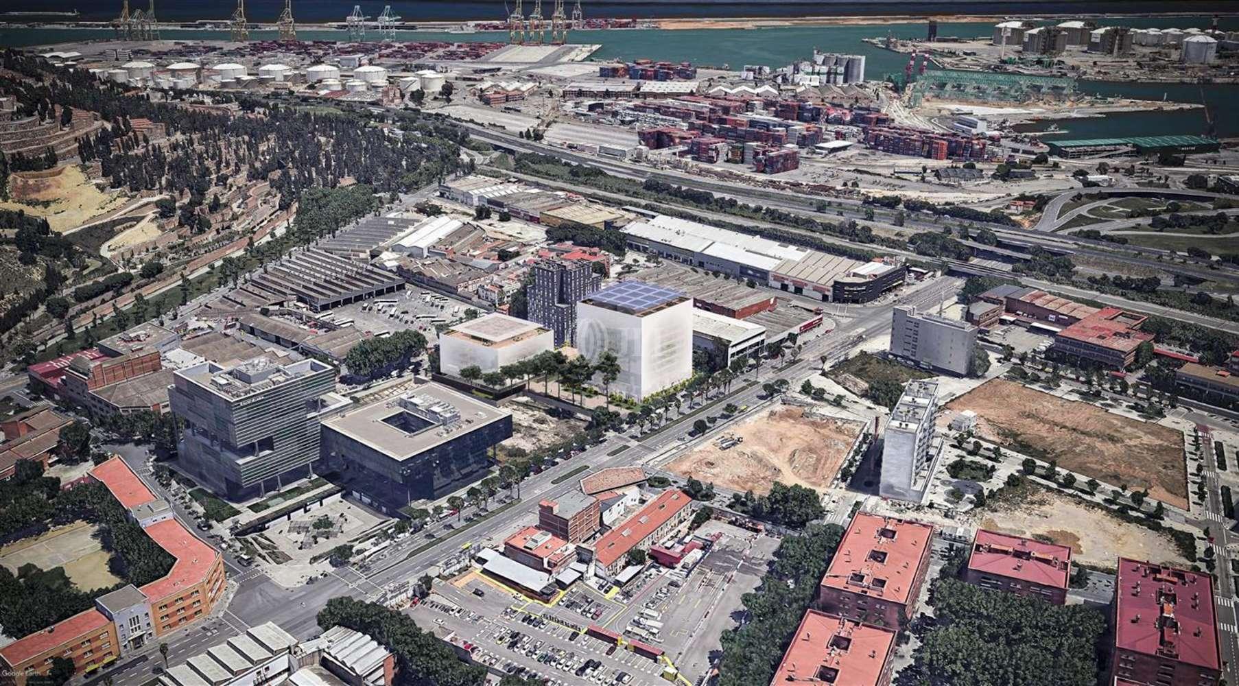 Oficina Barcelona, 08038 - EDIFICIO B