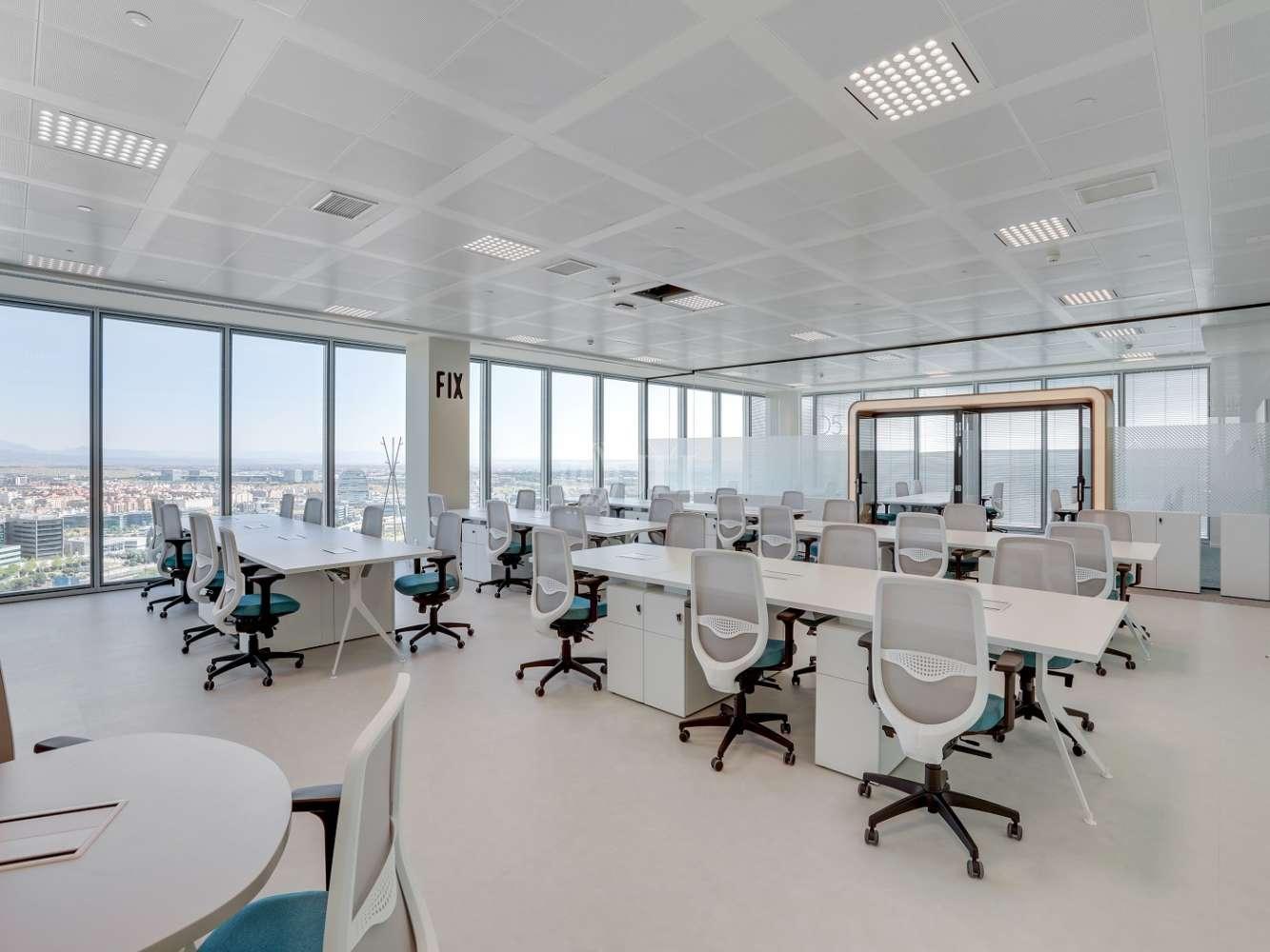 Oficina Madrid, 28050 - Coworking - Torre Chamartin
