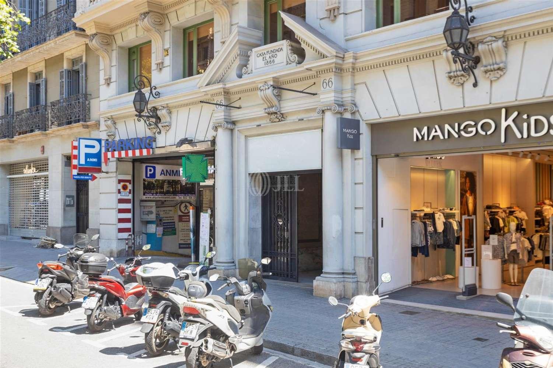 Local comercial Barcelona, 8007 - CATALUNYA 66