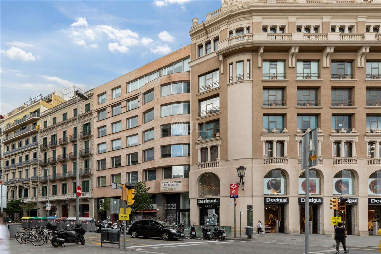Oficina Barcelona, 08007 - CATALUNYA 2-4
