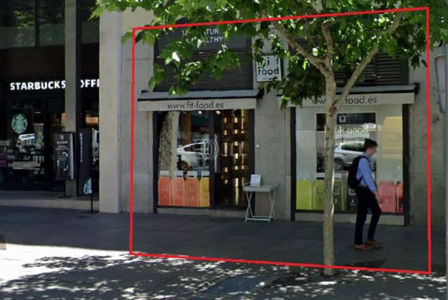 Local comercial Madrid, 28006 - SERRANO 98