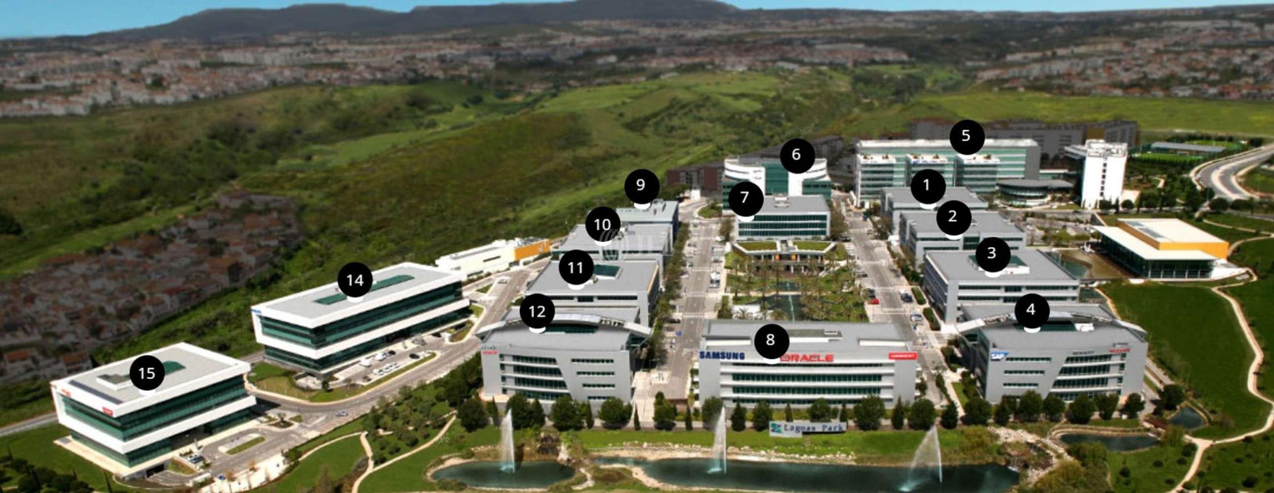 Escritórios Porto salvo, 2740-265 - Lagoas Park - Edifício 6