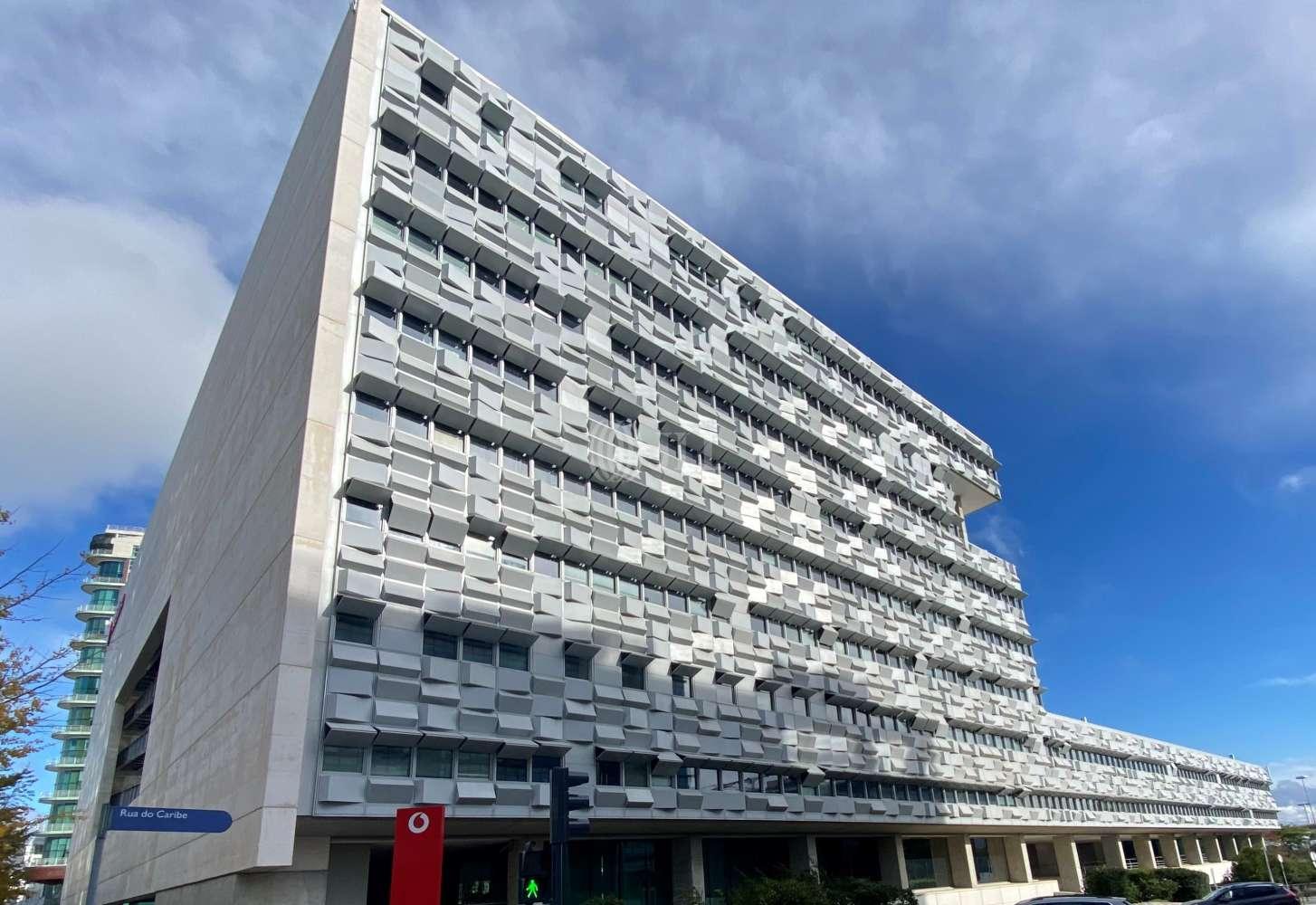 Escritórios Lisboa, 1998-017 - Edifício Vodafone