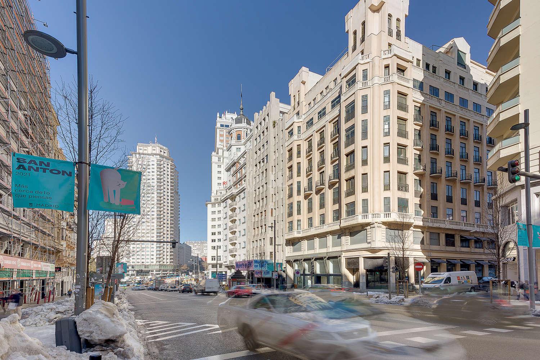 Local comercial Madrid, 28013 - GRAN VÍA 76 - RESTAURACIÓN