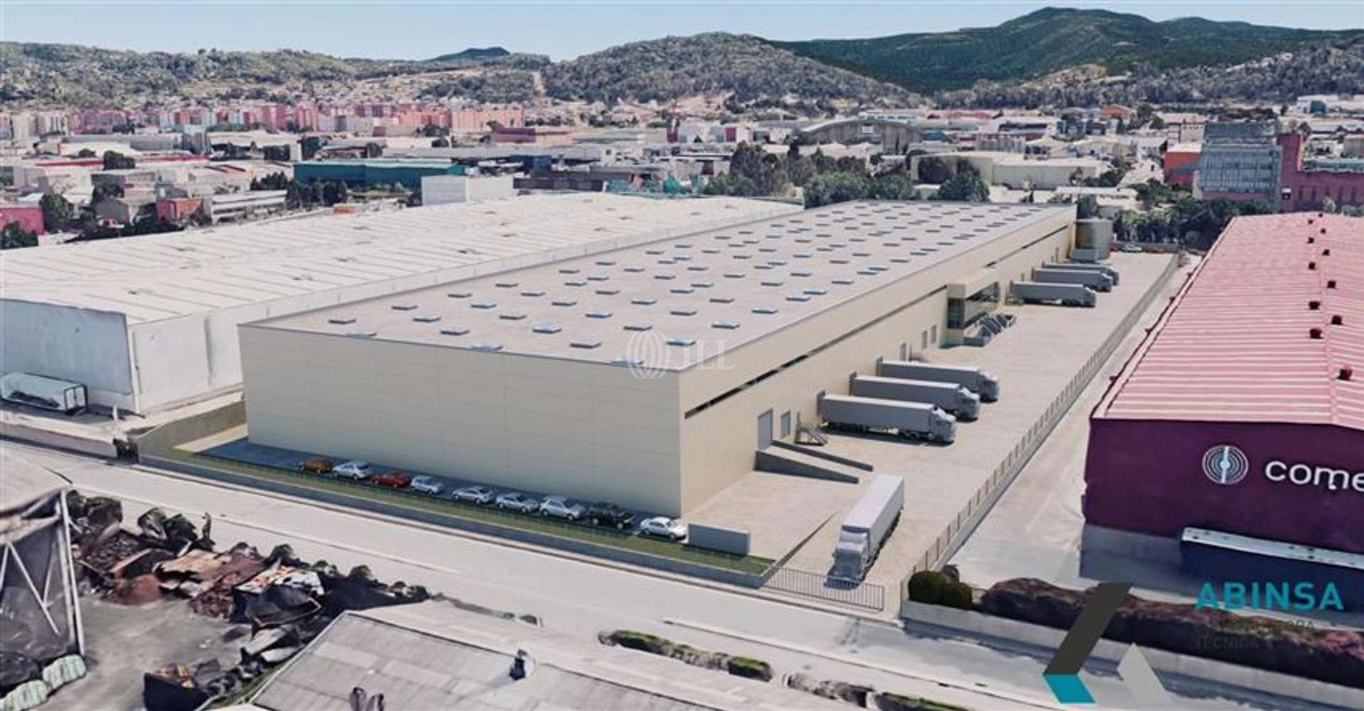 Naves industriales y logísticas Castellbisbal, 8755 - B0400 - AREA LOGISTICA LLOBREGAT
