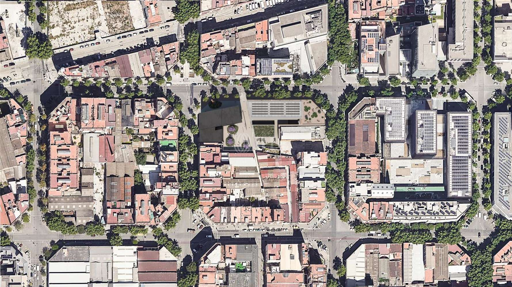 Oficina Barcelona, 8005 - Pallars 180