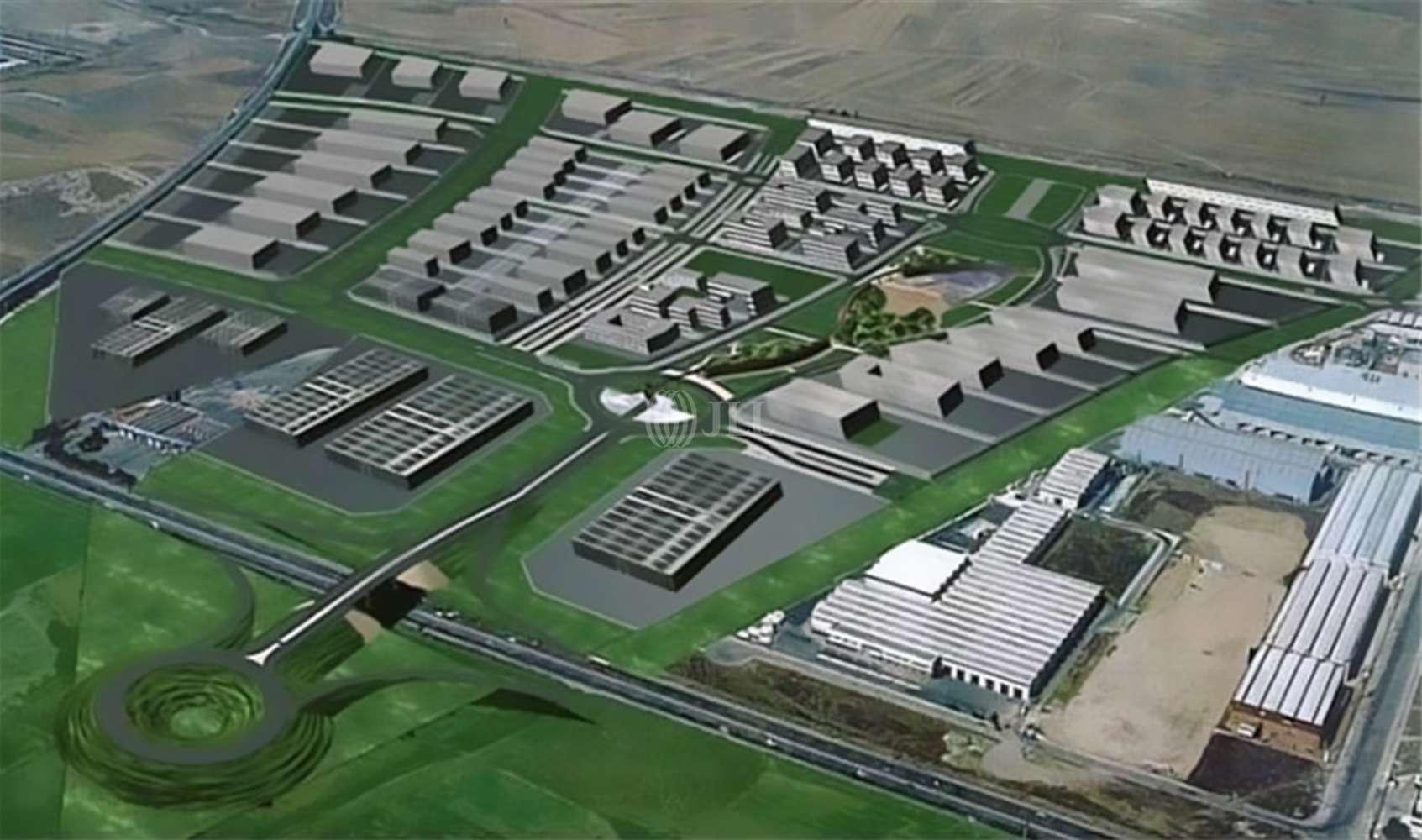 Naves industriales y logísticas Getafe, 28906 - Nave Logistica - M0360 P.L LA CARPETANIA GETAFE