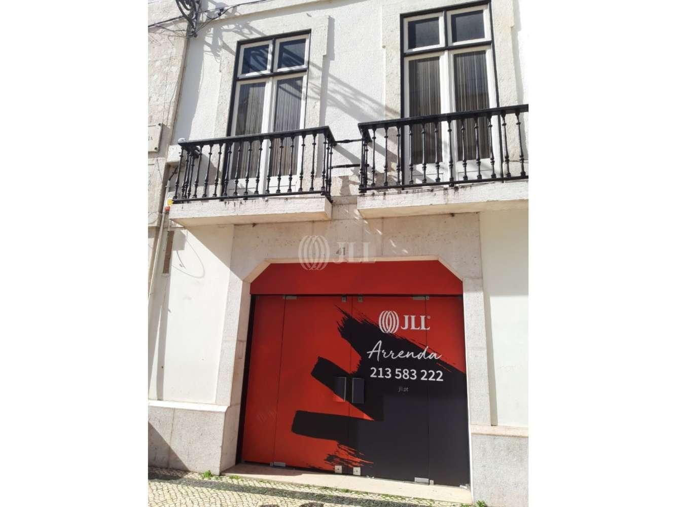 Loja Lisboa,  - Loja na Rua Augusta