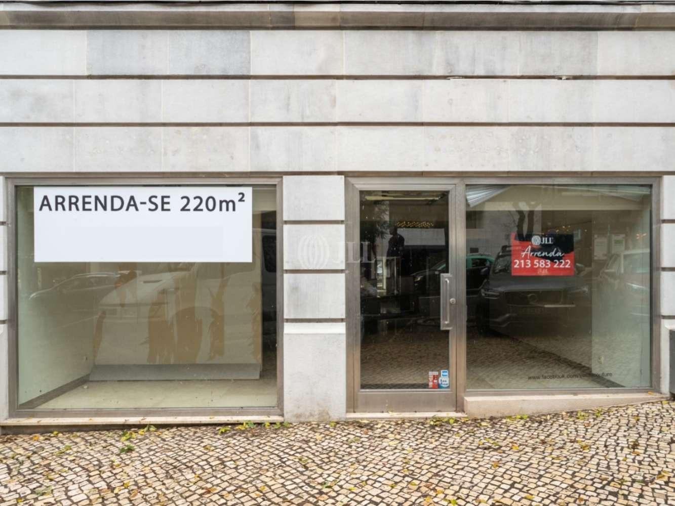 Loja Lisboa,  - Loja na Rua Castilho