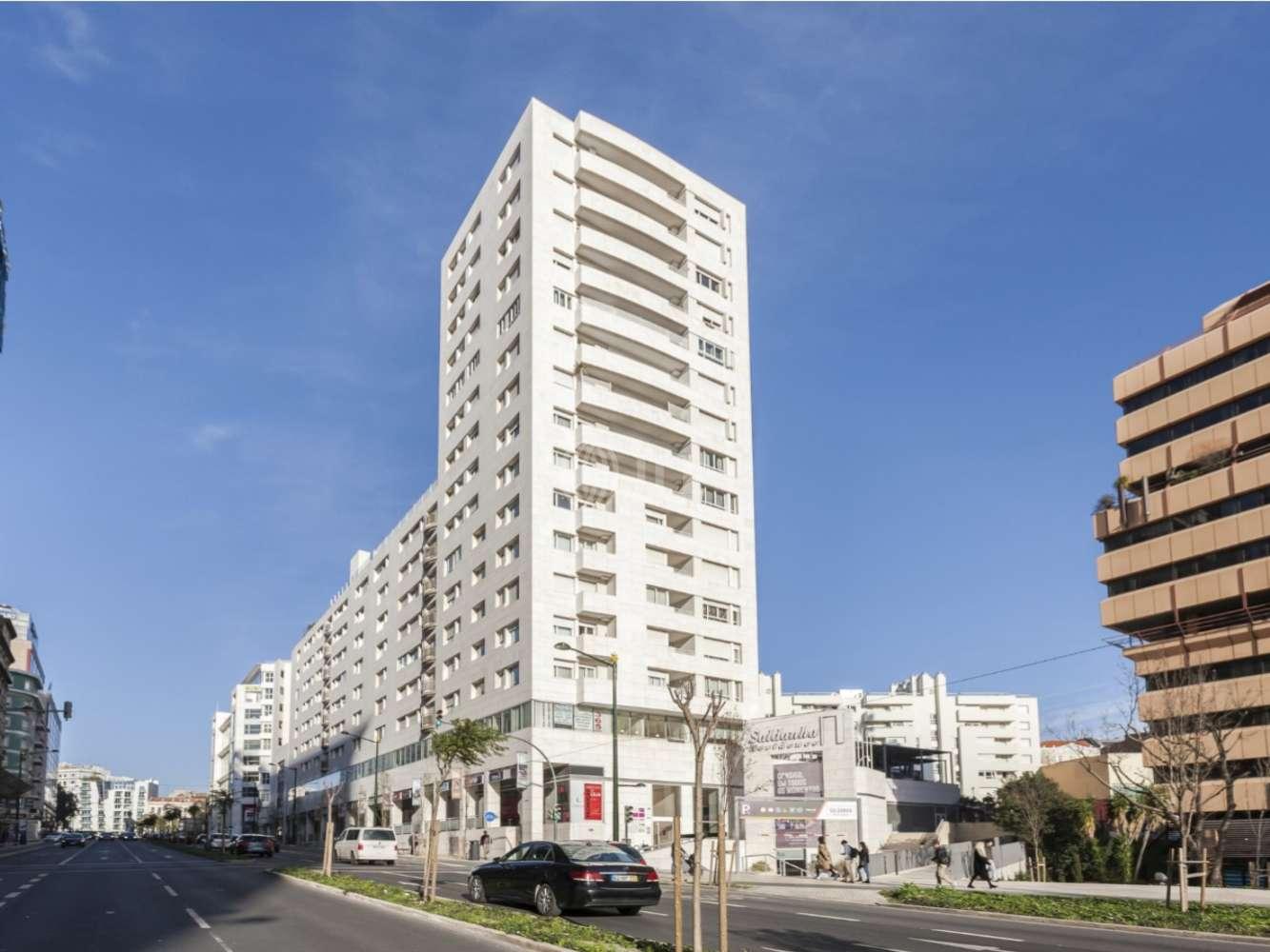 Centro comercial Lisboa,  - Saldanha Residence