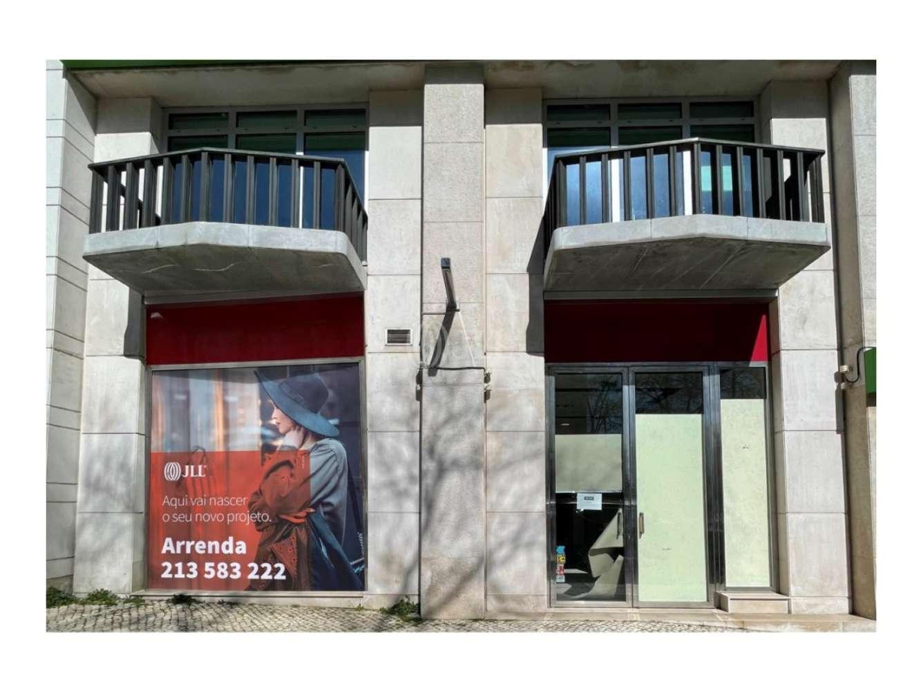 Loja Lisboa,  - Loja localizada na Avenida da Liberdade 242