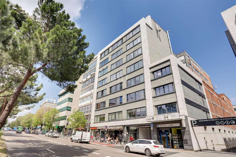 Oficina Madrid, 28037 - INSTITUCION LIBRE DE ENSEÑANZA (HNOS. Gª NOBLEJAS, 41) 41