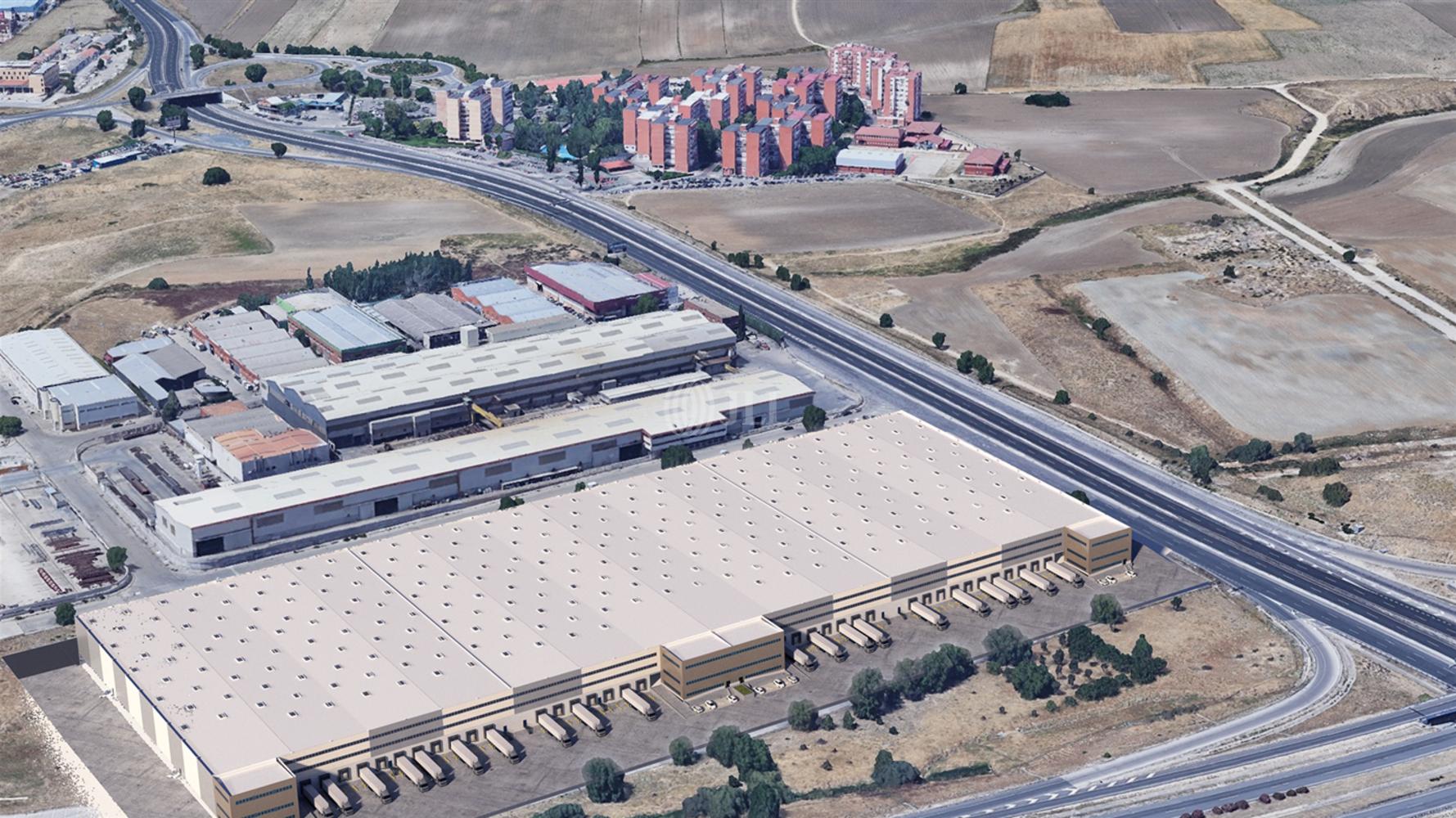 Naves industriales y logísticas Fuenlabrada, 28942 - M0411 P. L FUENLABRADA VGP