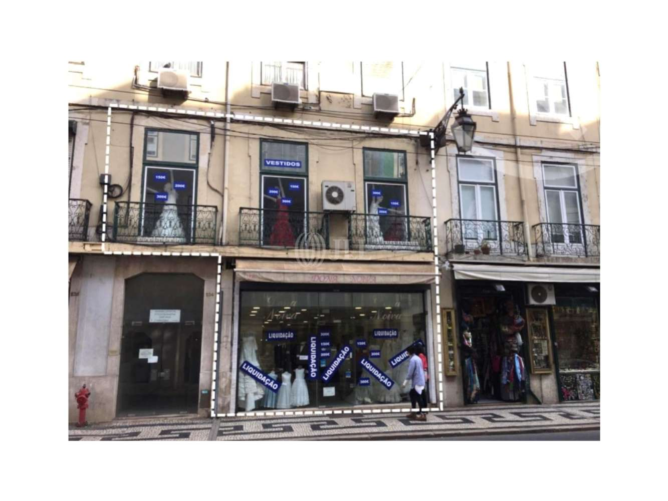 Loja Lisboa,  - Loja na Rua da Prata