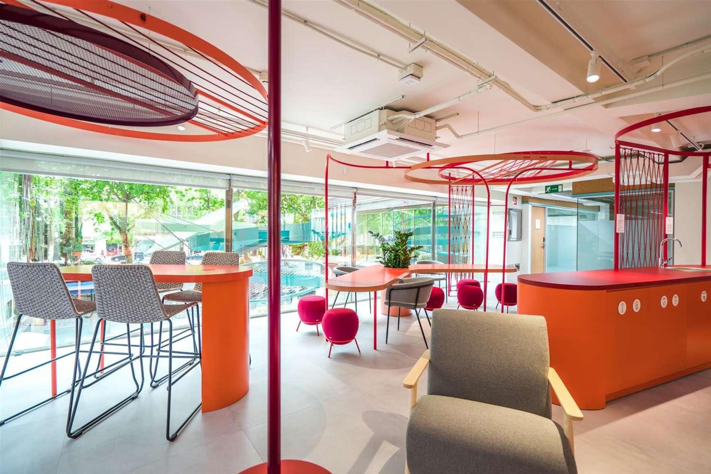 Oficina Madrid, 28036 - Coworking - Habana