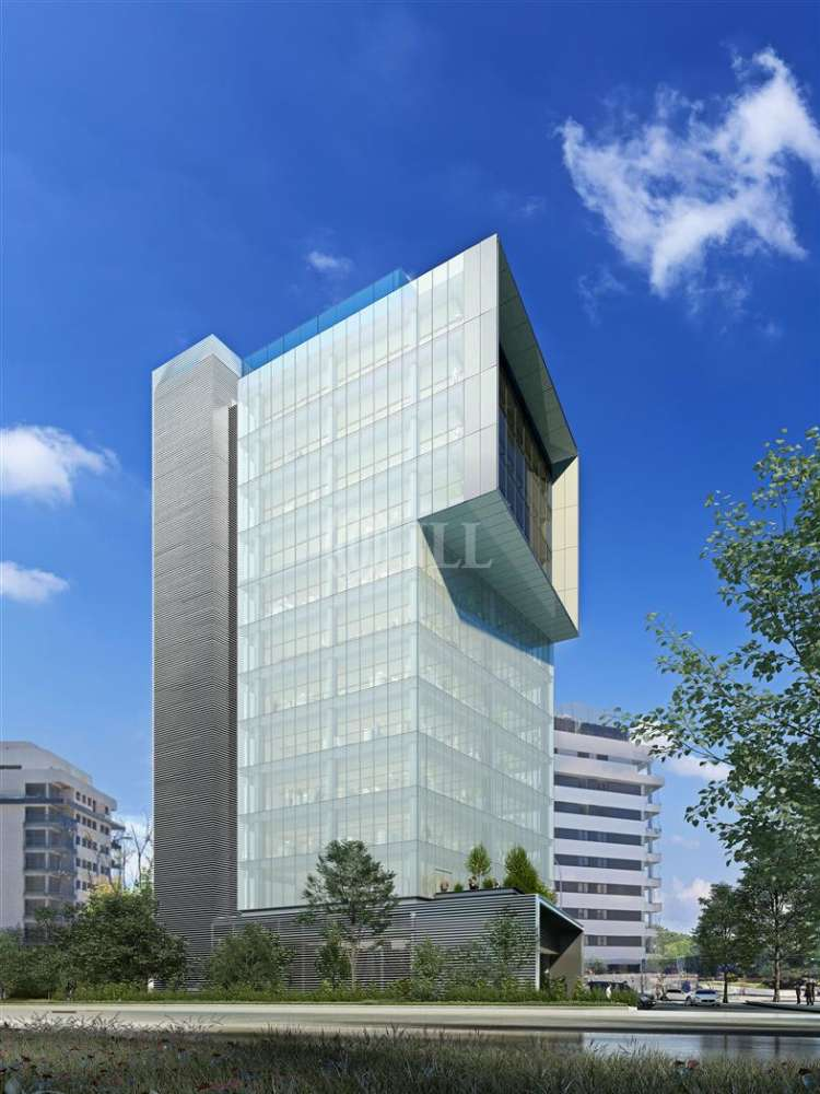 Oficina Madrid, 28045 - Visionary Building