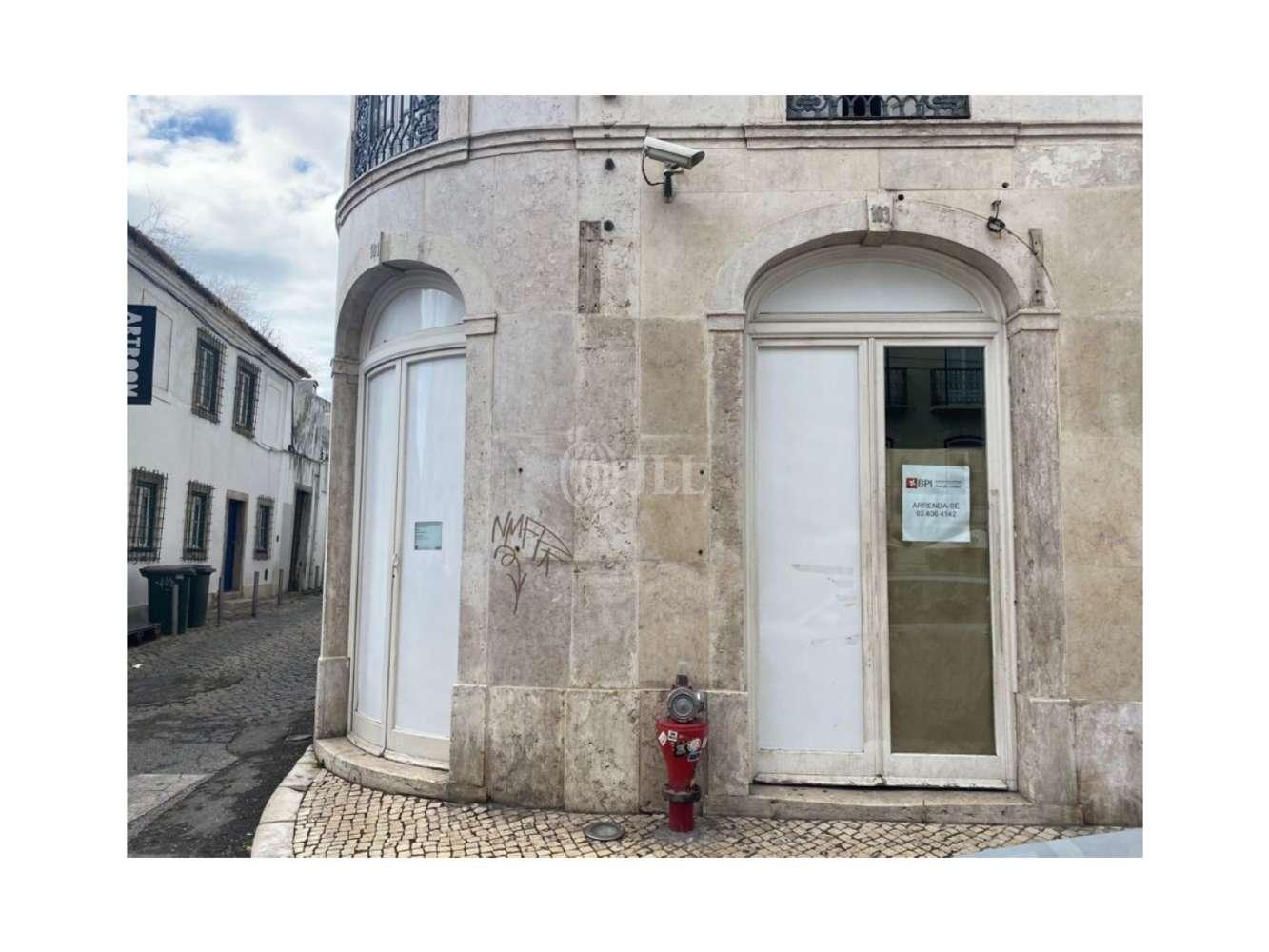 Loja Lisboa,  - Loja localizada na Rua D. Pedro V, no Príncipe Real