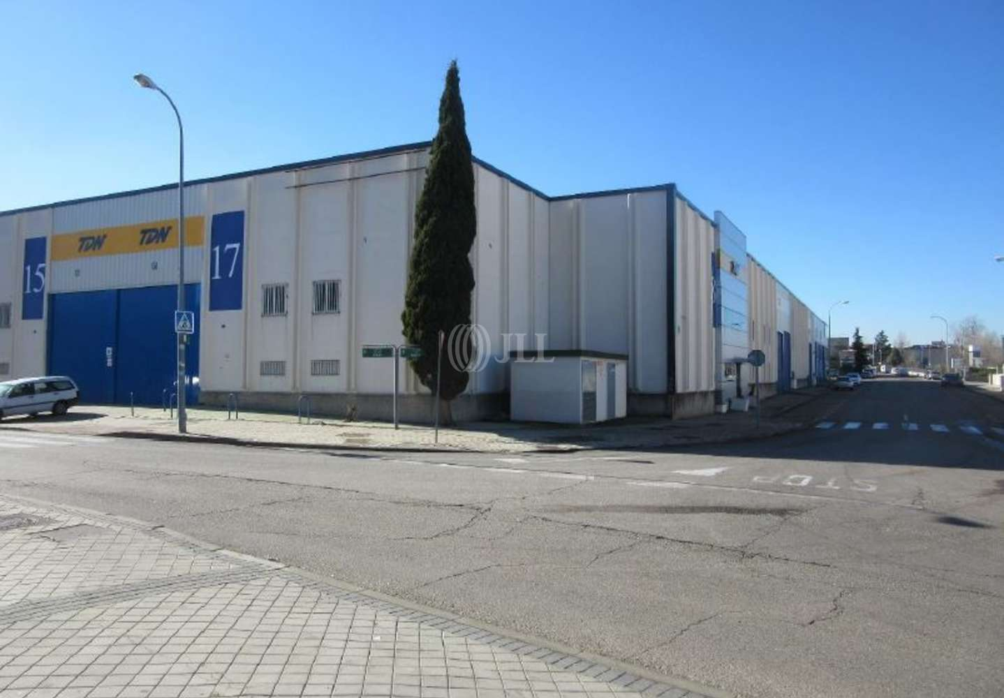 Naves industriales y logísticas Coslada, 28823 - Nave Industrial - M0346 NAVE ALQUILER COSLADA - 10178