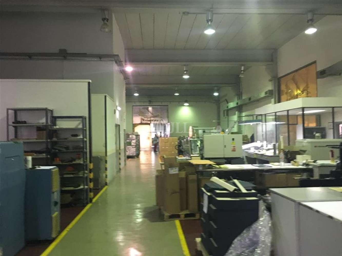 Naves industriales y logísticas Cornellà de llobregat, 08940 - Nave Industrial - B0355 - PI ALMEDA - 10532