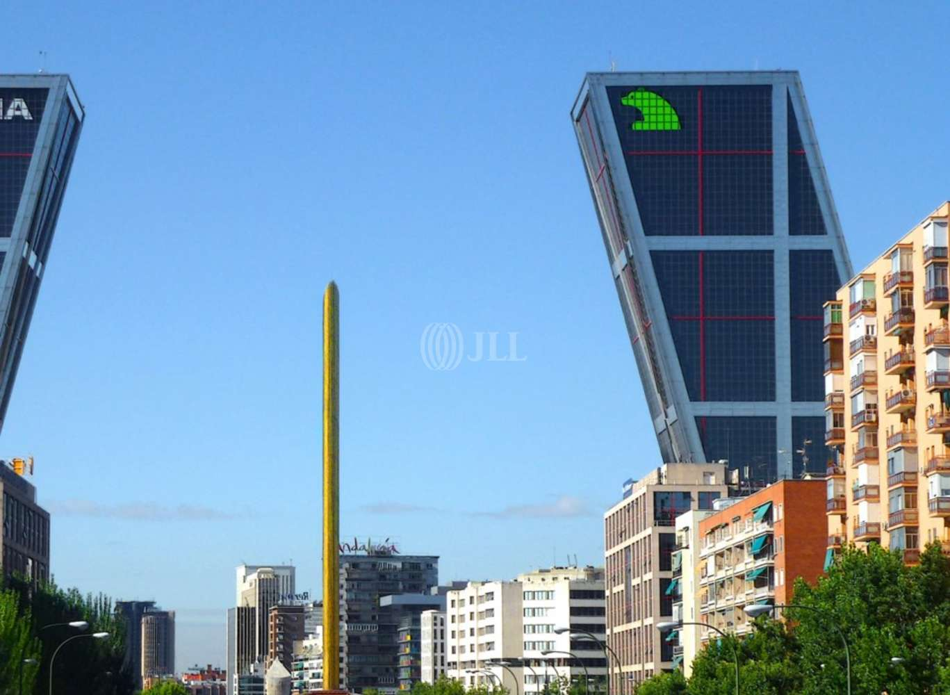 Oficina Madrid, 28046 - TORRE REALIA THE ICON - 3093
