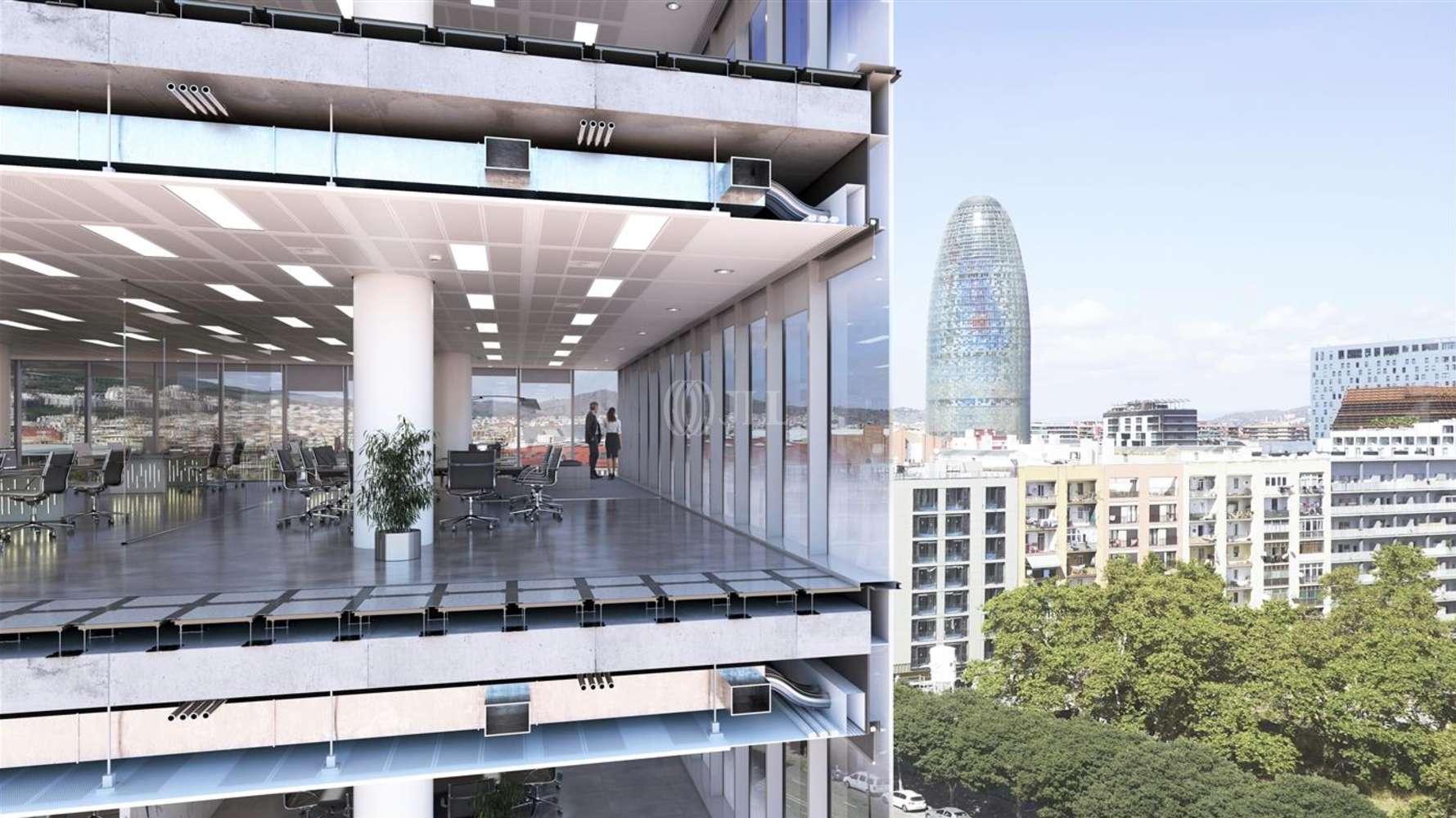 Oficina Barcelona, 08018 - HEXAGON GLORIES - 9007