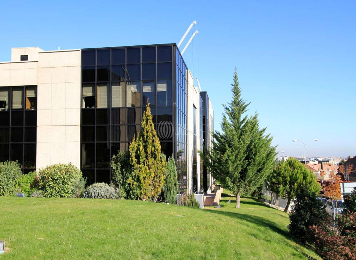 Oficina Alcobendas, 28109 - Edificio F - 12030