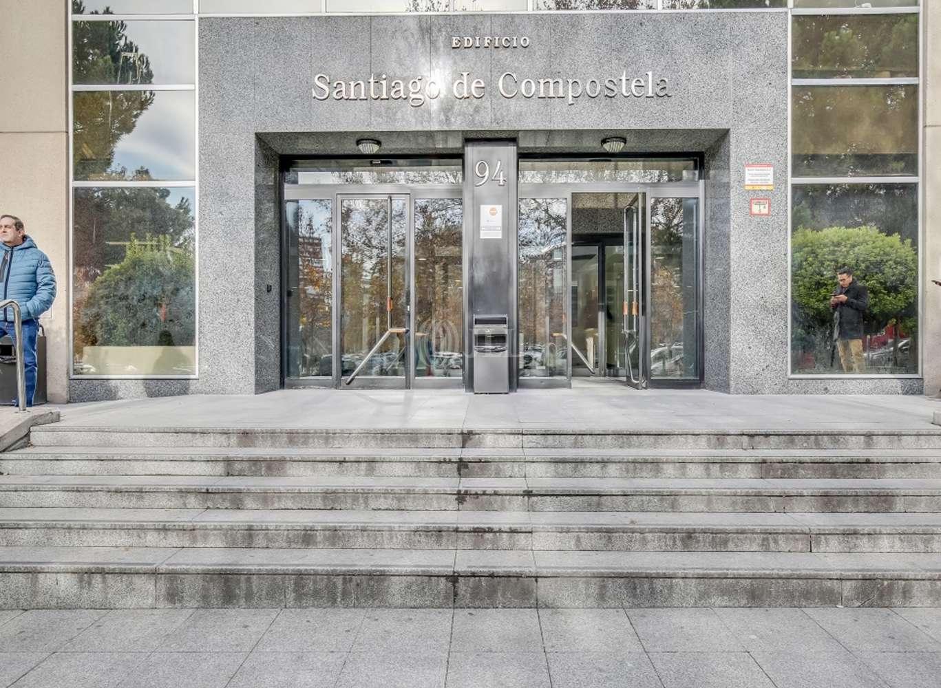 Oficina Madrid, 28035 - SANTIAGO DE COMPOSTELA 94 - 13391