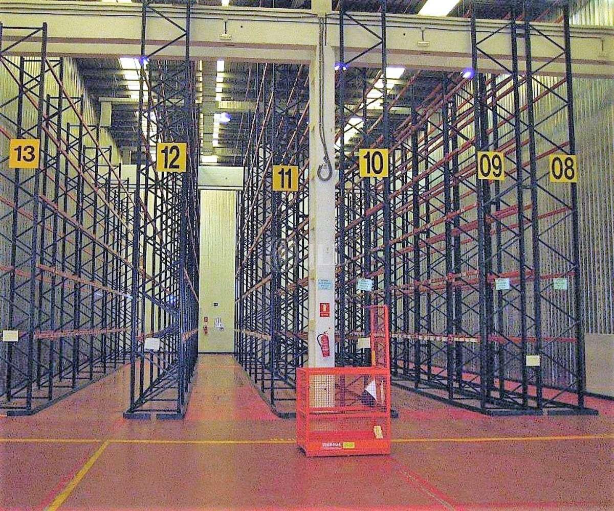 Naves industriales y logísticas Alcalá de henares, 28802 - Nave Logistica - M0219 P.I. CAMARMILLA - 13513