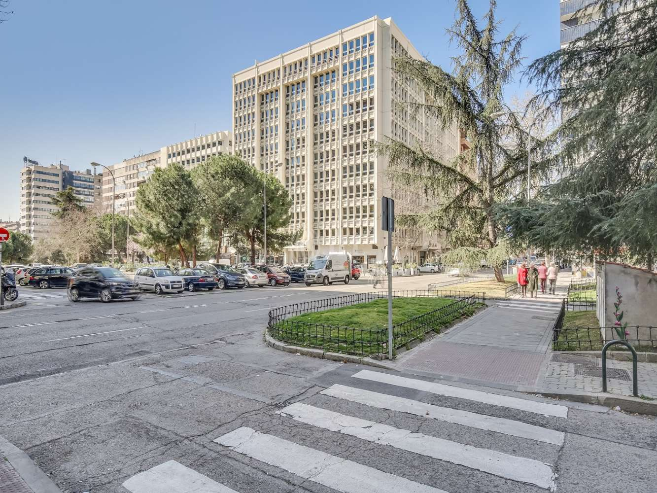 Oficina Madrid, 28020 - Iberia Mart I - 14491