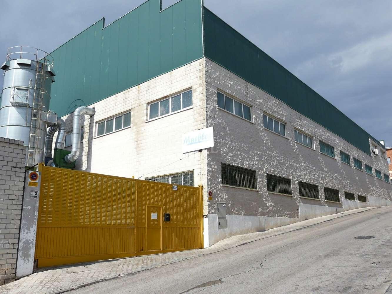 Naves industriales y logísticas Alcorcón, 28925 - Nave Industrial - M0386 NAVE INDUSTRIAL VENTORRO DEL CANO