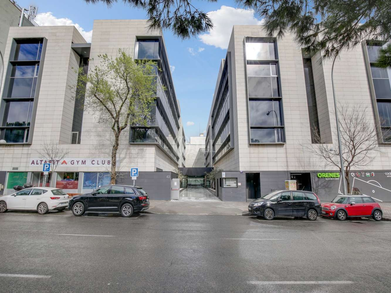 Oficina Madrid, 28037 - Edificio A - Wint Business Center - 14712
