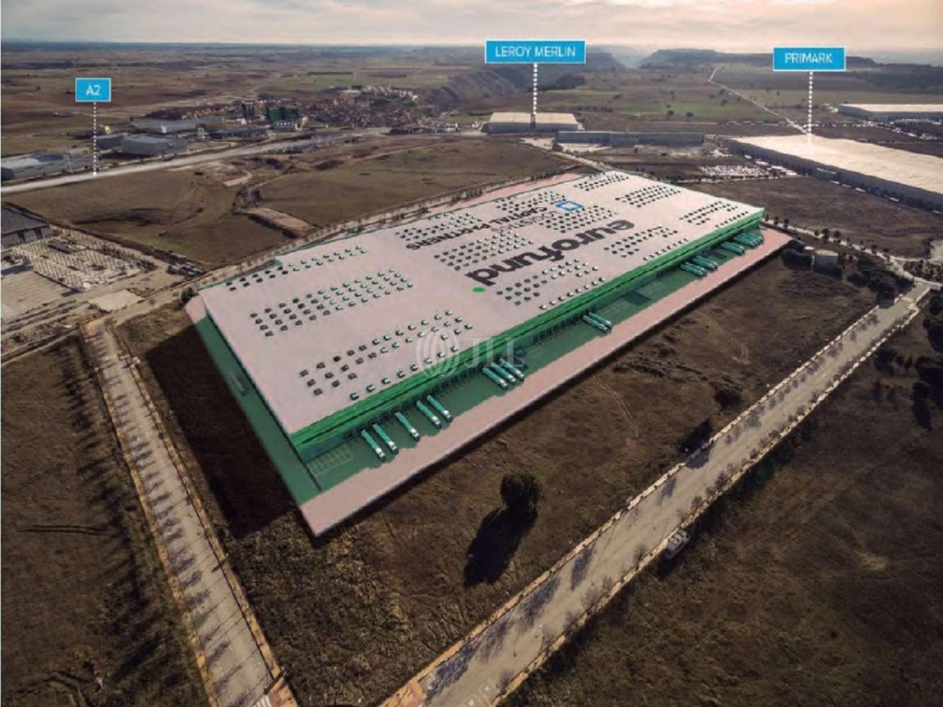 Naves industriales y logísticas Torija, 19190 - Nave Logistica - M0387 P.L TORIJA EUROFUND - 14805