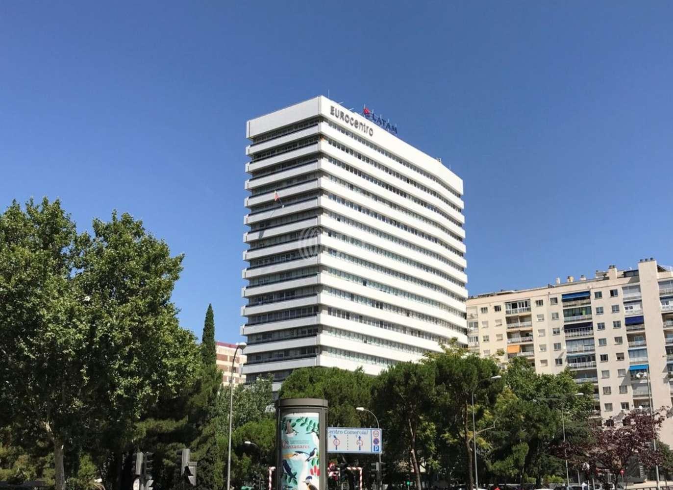 """Oficina Madrid, 28020 - Edificio """"EUROCENTRO"""" - 15112"""