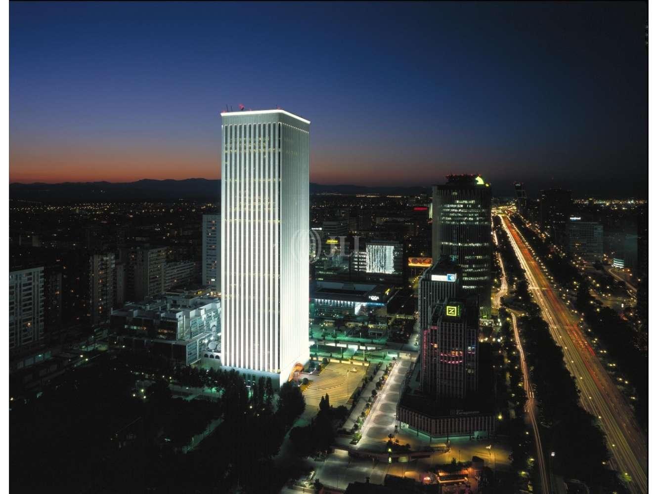 Oficina Madrid, 28020 - Torre Picasso - 15124