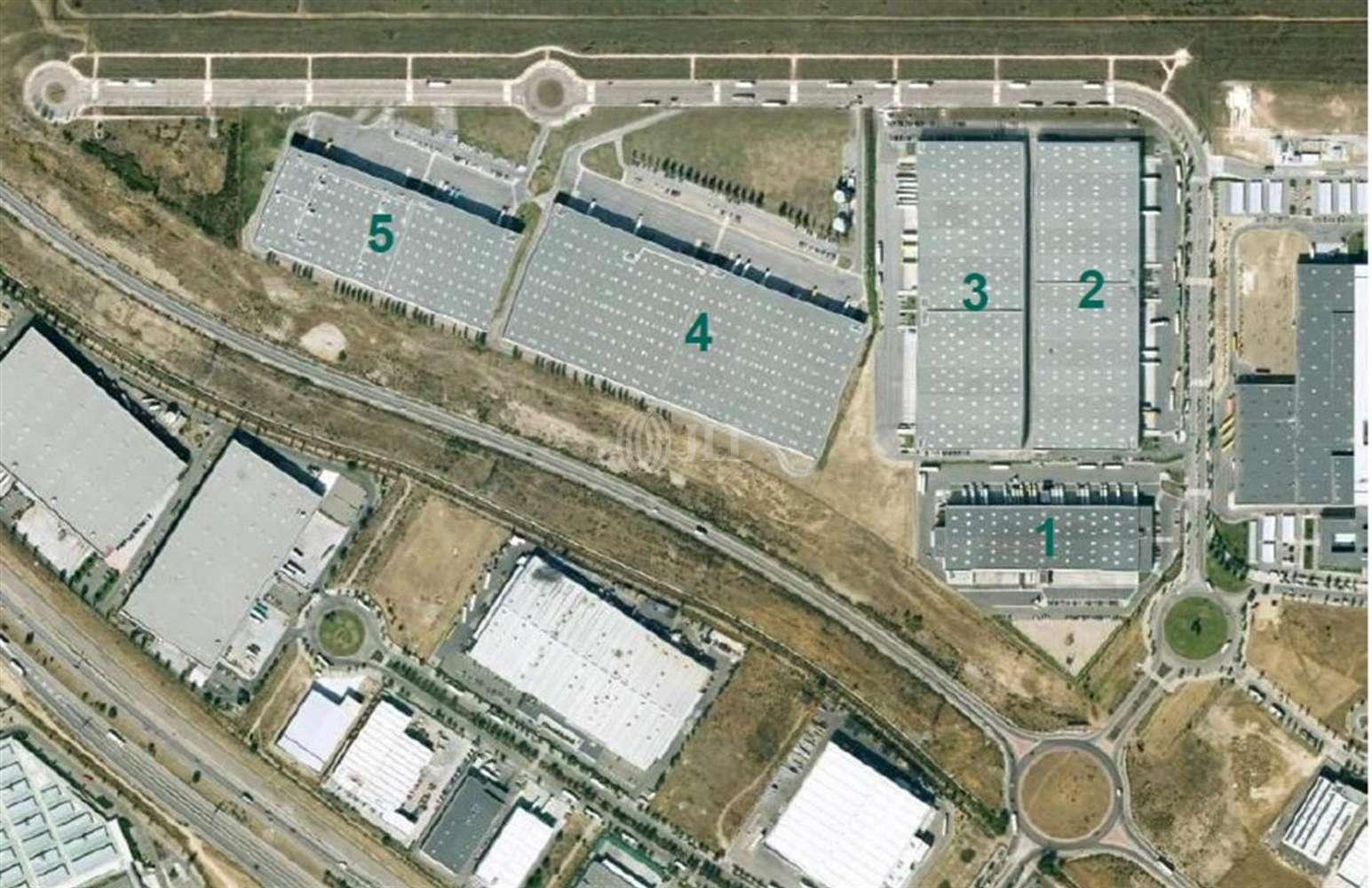 Naves industriales y logísticas Alcalá de henares, 28806 - Nave Logistica - M0255 P.I. LA GARENA PROLOGIS - 15168