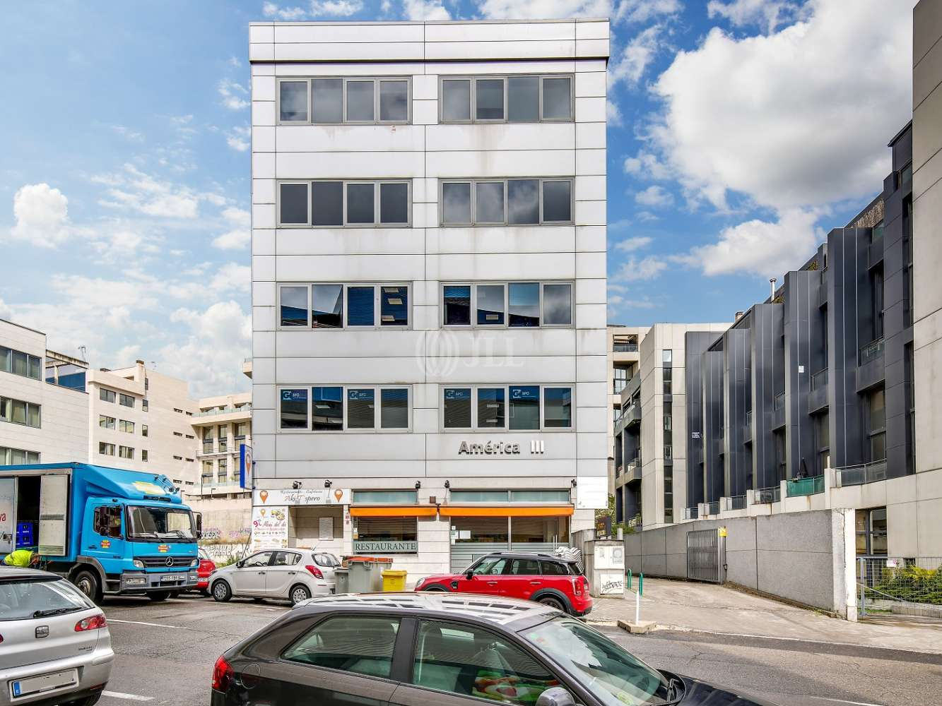 """Oficina Madrid, 28037 - Edificio """"AMERICA III"""" - 15293"""