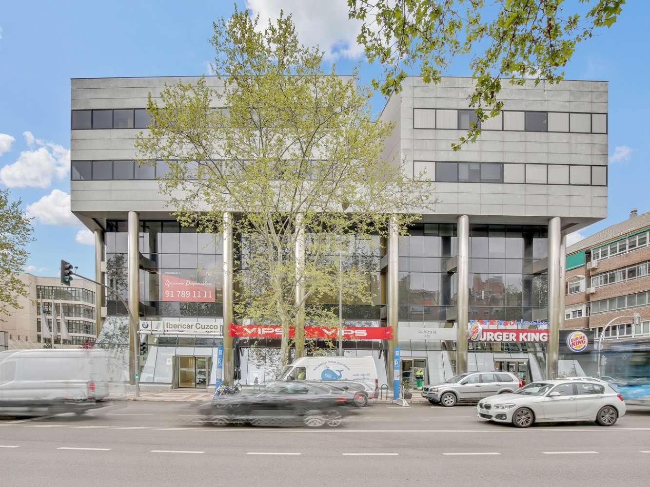 Oficina Madrid, 28027 - ALCALA 474 - 15352