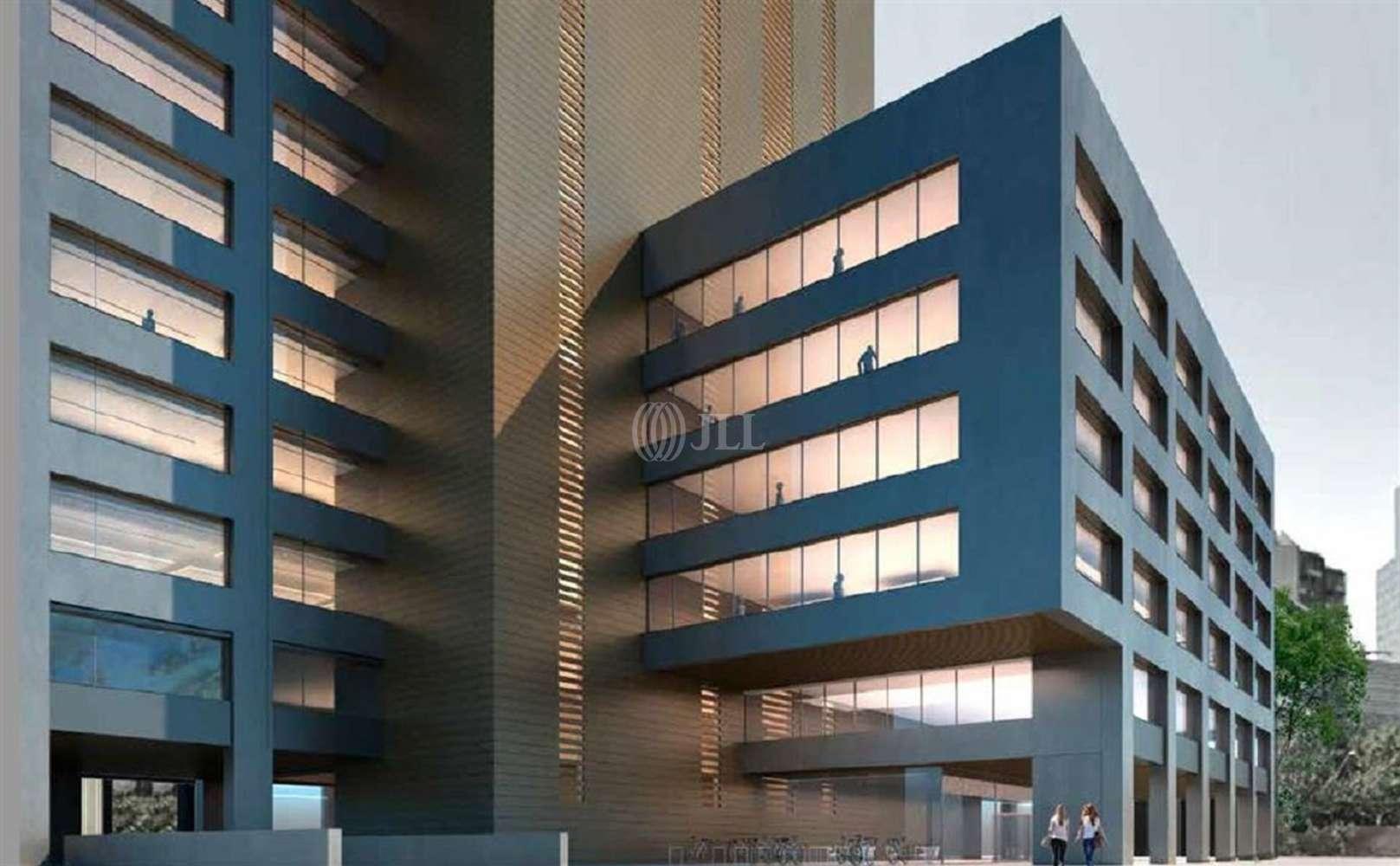 Oficina Barcelona, 08019 - CRISTOBAL DE MOURA 66 - 15854
