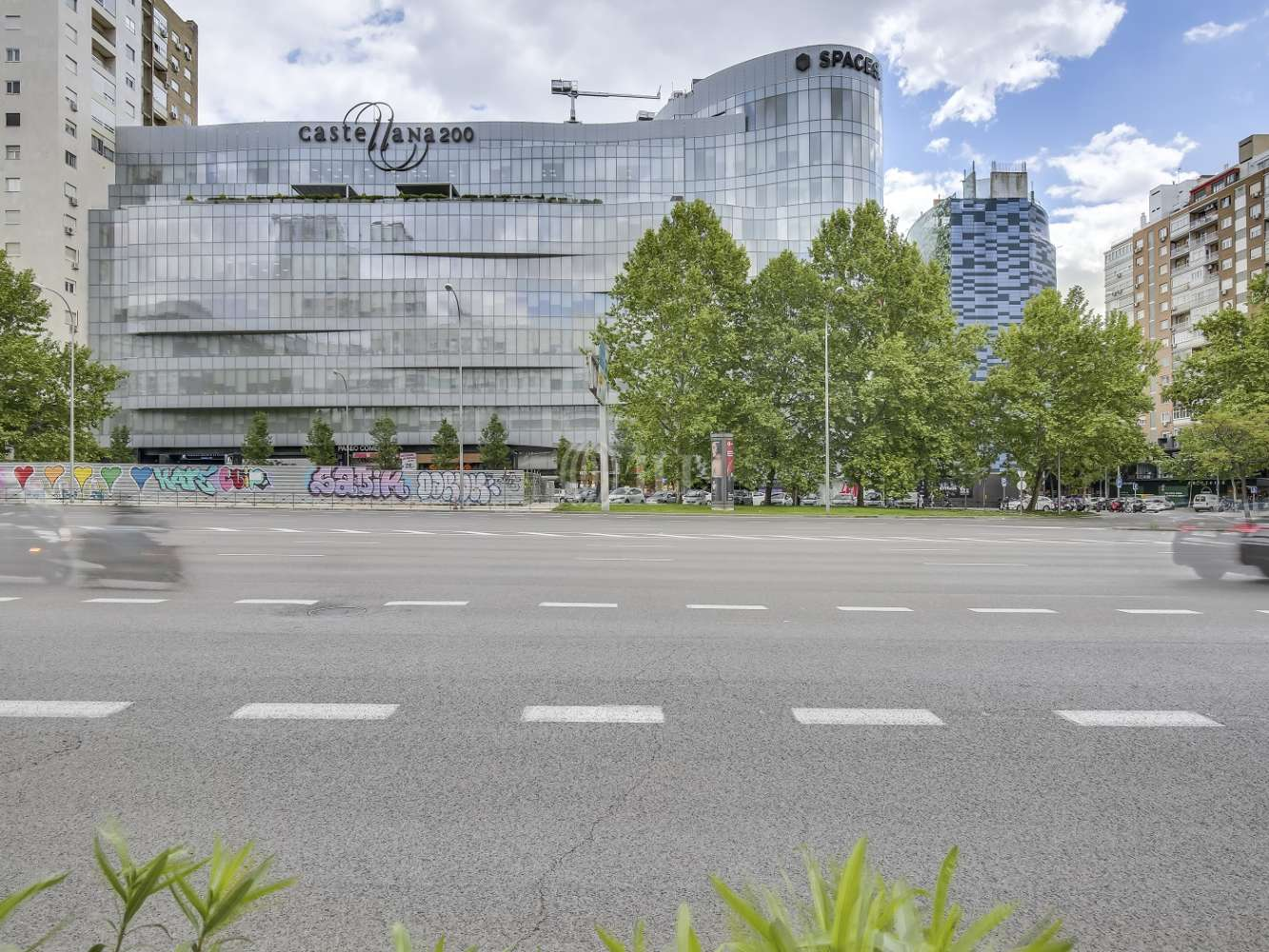 Oficina Madrid, 28046 - Coworking - Chamartin - 15841