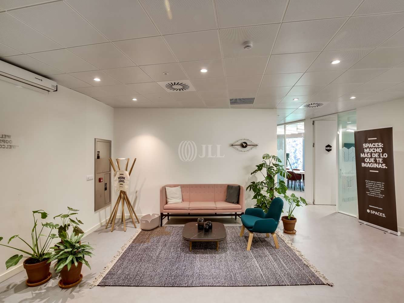 Oficina Madrid, 28046 - Coworking - Chamartin - 15845