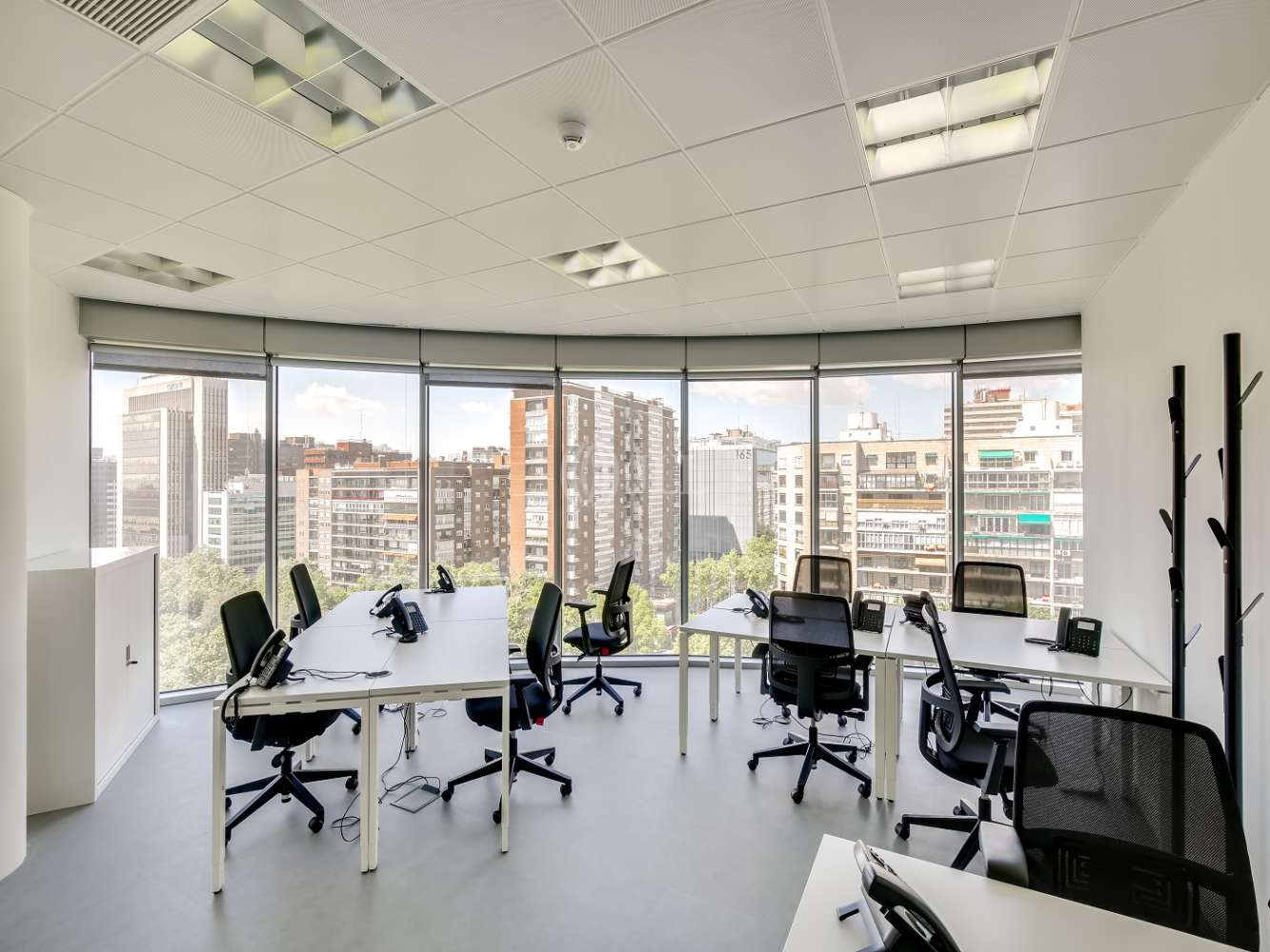 Oficina Madrid, 28046 - Coworking - Chamartin - 15850