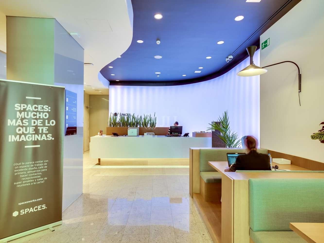 Oficina Madrid, 28046 - Coworking - Chamartin - 15852