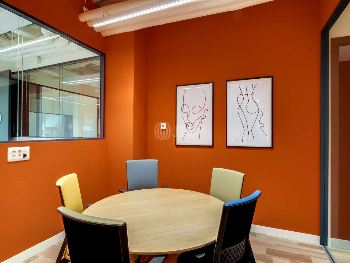Oficina Madrid, 28020 - Coworking - Orense - 16059
